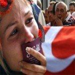 Güngören'de Yaşanan Terör kurbanı Dursun Ali Aydemir Trabzon'da toprağa verildi
