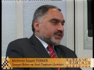 Mehmet Seyyit TÜRKER