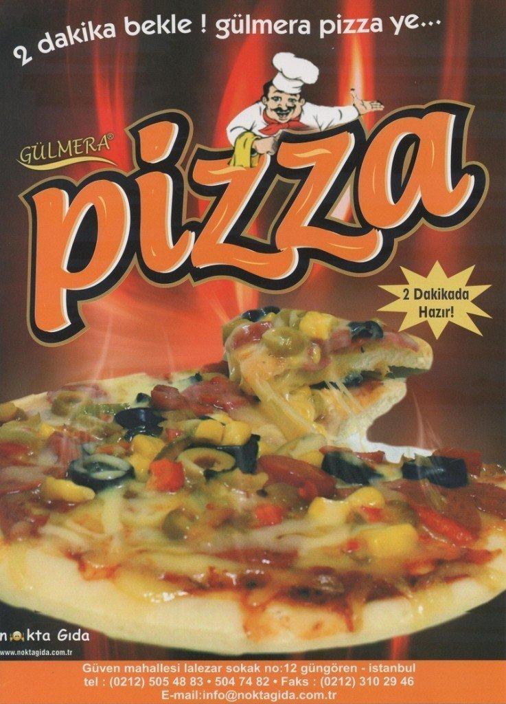 Hazır Pizza